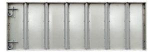 NSP基礎鋼製型枠の平パネル