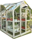 ピカコーポレーションのアルミ温室WP10H