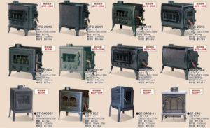 上杉製作所の薪ストーブの販売