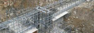 住宅用の基礎鉄筋の販売