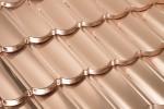 メタルルーフのカッパーは100%銅です。