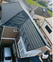 横暖ルーフαプレミアムSは保証20年穴あき保証対応25年
