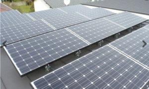 スワロー工業は太陽光発電の屋根のソーラパネル架台では販売はトップです。