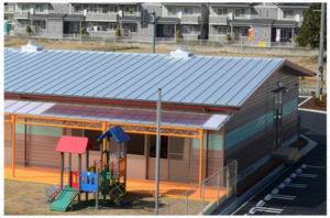 稲垣商事の金属屋根材のスタンビー